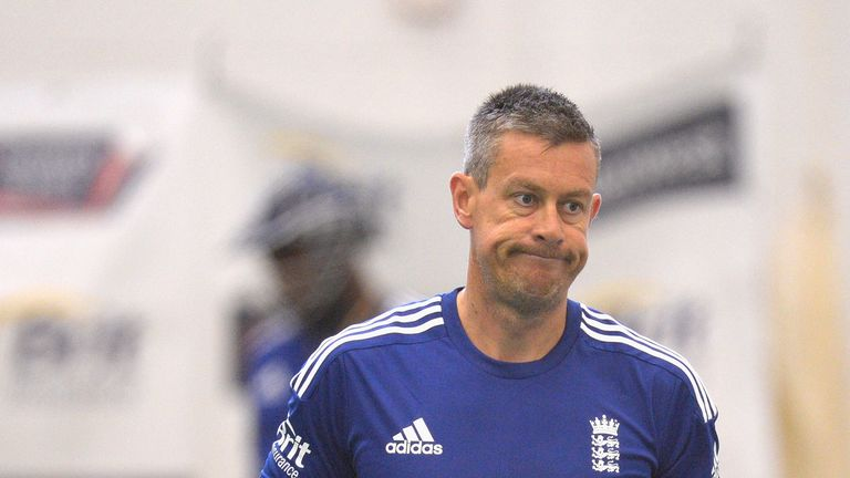 Ashley Giles: Favourite to take over from Andy Flower in head coach role