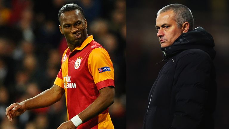 Didier Drogba and Jose Mourinho: Duo about to be reunited at Chelsea