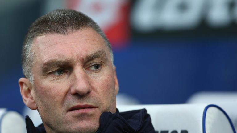 Nigel Pearson: Leicester manager not setting a points target in promotion bid