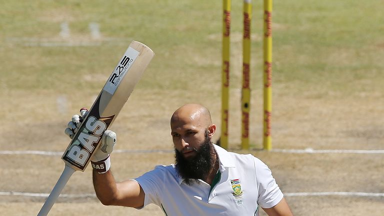 Hashim Amla: Ranked fourth in the Test batting rankings