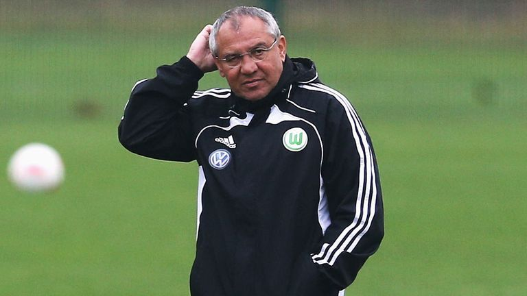 Felix Magath: Yet to make a decision about his backroom staff