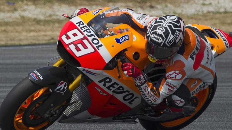 World champion Marc Marquez: Will not be racing in Brazil this year