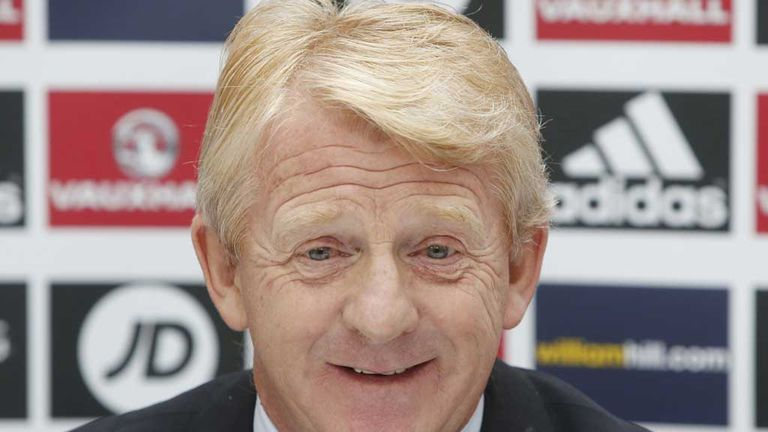 Gordon Strachan: Scotland must up their game