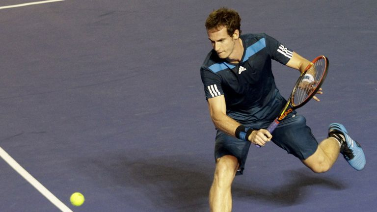 Andy Murray: British No 1 reaches last four in Mexico