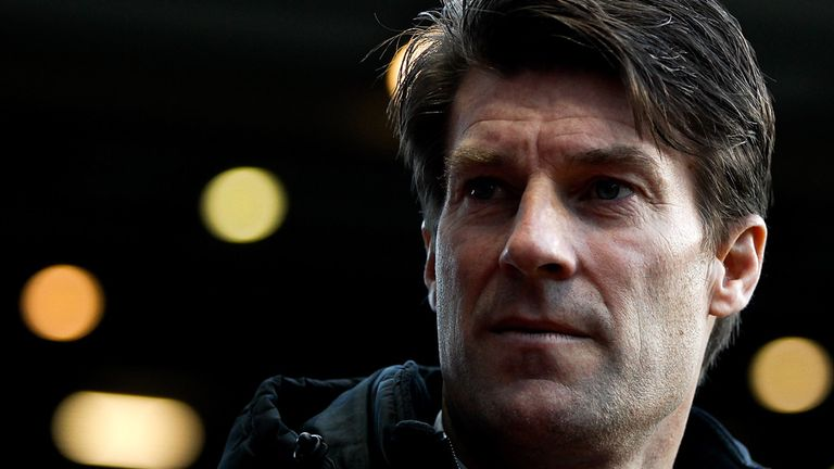 Michael Laudrup: Has been out of work since leaving Swansea