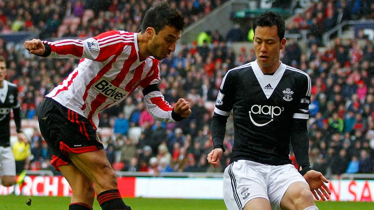 Nacho Scocco: Still hoping for Sunderland chance