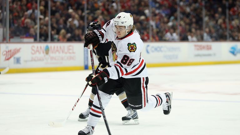 Patrick Kane: Late double inspired Chicago Blackhawks