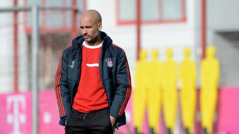 Pep Guardiola: Backing Bayern Munich to get even better