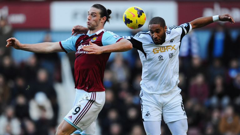 Andy Carroll: Served his three-match ban