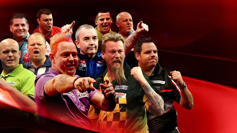 World Matchplay Darts 2014: The 32-man field is the most open ever, says Wayne Mardle
