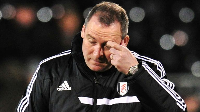 Rene Meulensteen: Vows to turn things around at Fulham