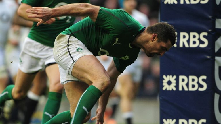 Rob Kearney: Back in Ireland starting line-up