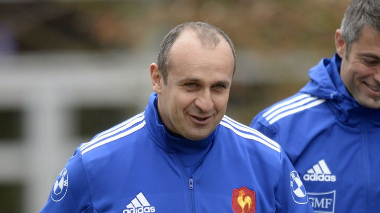 Philippe Saint-Andre: Gives Francois Trinh-Duc surprise recall