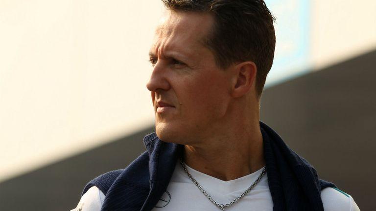 Michael Schumacher: Skiing accident
