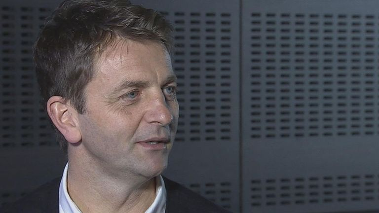 Tim Sherwood is determined to prove he is worthy of his position at Spurs