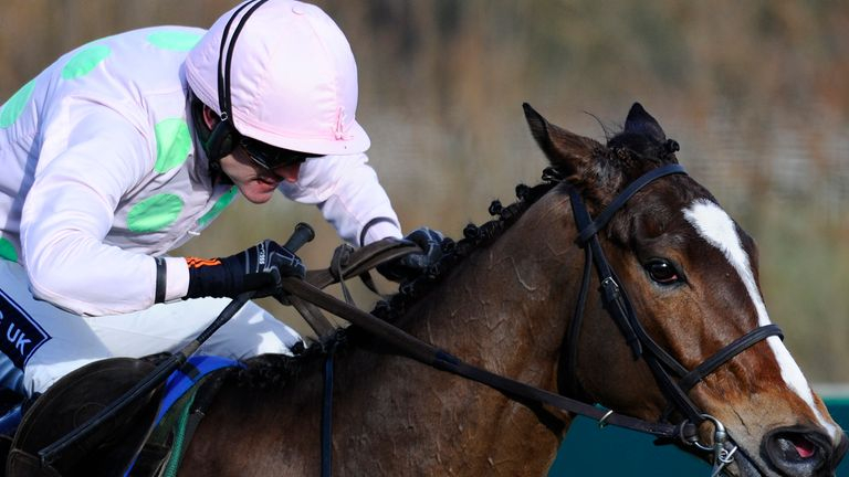 Vautour: Could be Ruby Walsh's mount in the Sky Bet Supreme