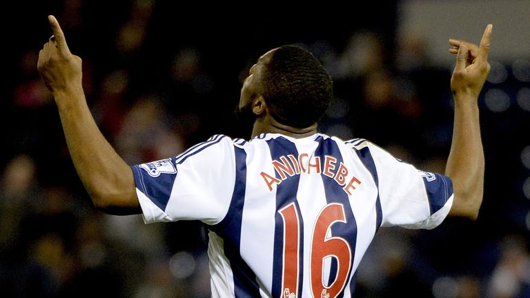 Victor Anichebe: Scoring crucial goals to aid West Brom's cause