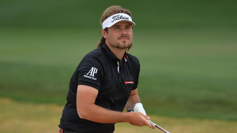 Victor Dubuisson: Edged out by Jason Day in Arizona final last month