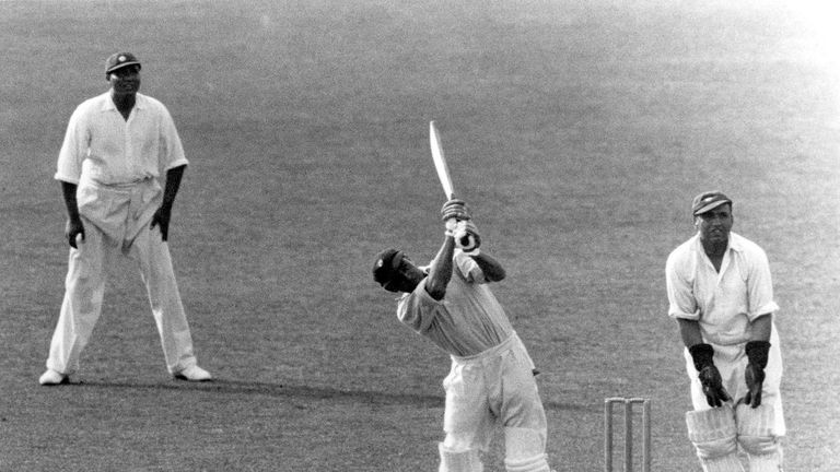 Can Jennings follow in the footsteps of one of England's all-time greatest openers, Wally Hammond?
