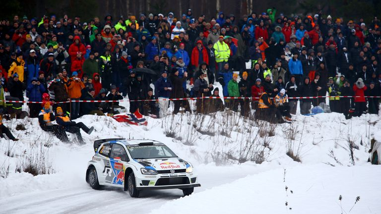 Jari-Matti Latvala: Claimed championship lead with win in Sweden
