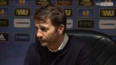 Spurs character delights Sherwood