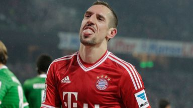 Franck Ribery: Bayern Munich talisman expected to return for second leg