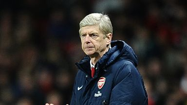 Arsene Wenger: Explains the situation surrounding signing of Kallstrom