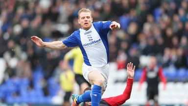 Chris Burke: Former Birmingham winger now with Nottingham Forest