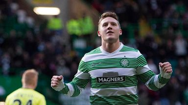 Kris Commons: Keen to pen new Hoops contract