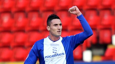Federico Macheda: Happy in England