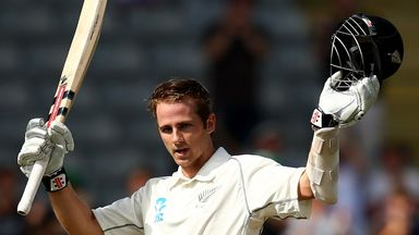 Kane Williamson: 161 not out from 271 balls, including 22 fours