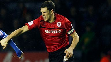 Mark Hudson: Ruled out for season with a hamstring injury
