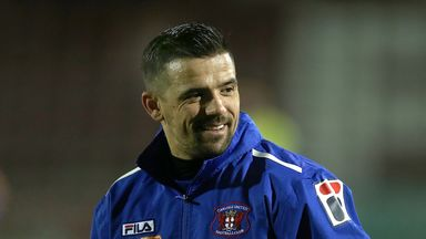 Nacho Novo: High praise for the fans