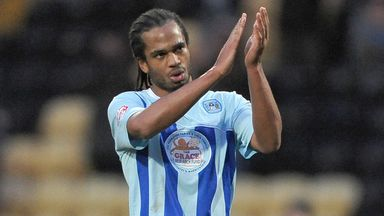 Nathan Delfouneso: Striker back with Blackpool