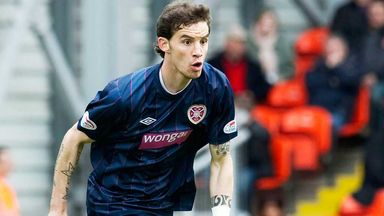 Ruben Palazuelos: Partick target spent four years with Hearts