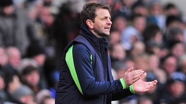 Tim Sherwood: Cutting his managerial teeth at Tottenham