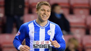 Martyn Waghorn: Has completed a move to Wigan from Leicester