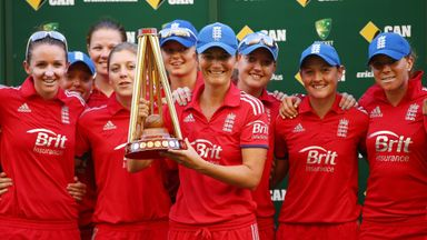 England women: Will tour New Zealand in February