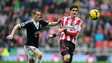 Marcos Alonso: Enjoyed a productive loan spell at Sunderland last season