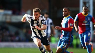 James Morrison: West Brom midfielder glad to be on Scotland duty