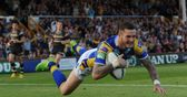 Super League: Zak Hardaker on a mission