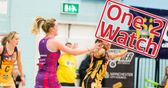 Tamsin Greenway selects Nat Haythornthwaite as One2Watch in the ZEO Netball Superleague