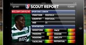 Sky Sports Scout - William Carvalho