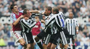 Gallery: TEAMtalk takes a look at some of the most infamous football fights between team-mates