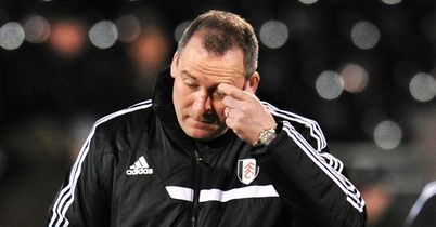 Rene Meulensteen: Up against it to avoid relegation