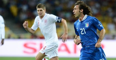 Hodgson looking to stop Pirlo