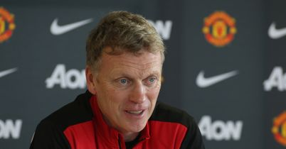 David Moyes: Big weekend for Manchester United boss