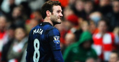 Juan Mata: The midfielder says Manchester United will fight for titles