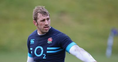Robshaw wants World Cup filip