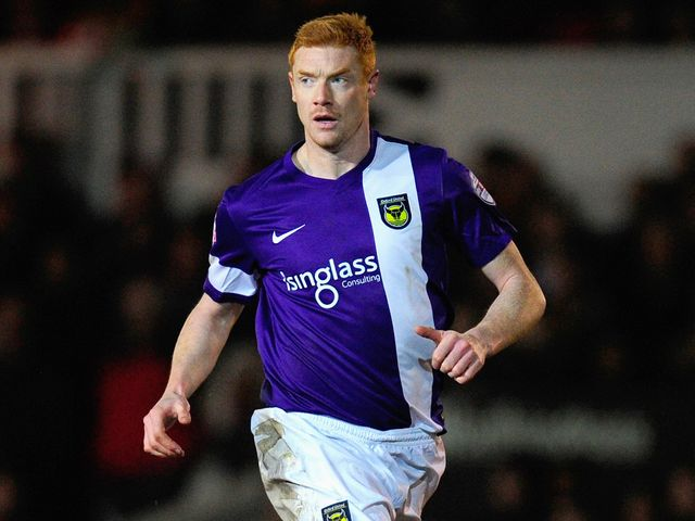 Dave Kitson: Out with a hamstring injury